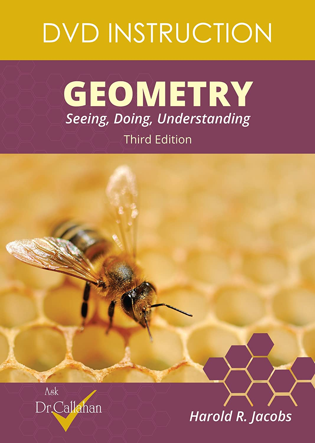 Amazon.com: Geometry: Seeing, Doing, Understanding DVD Instruction: Dr Dale  Callahan: Movies & TV