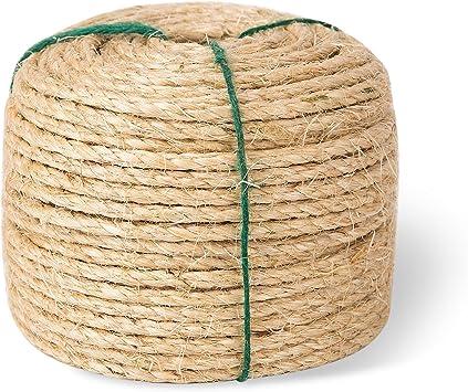 Amazon.com: Yangbaga - Cuerda de sisal para gatos, repuesto ...