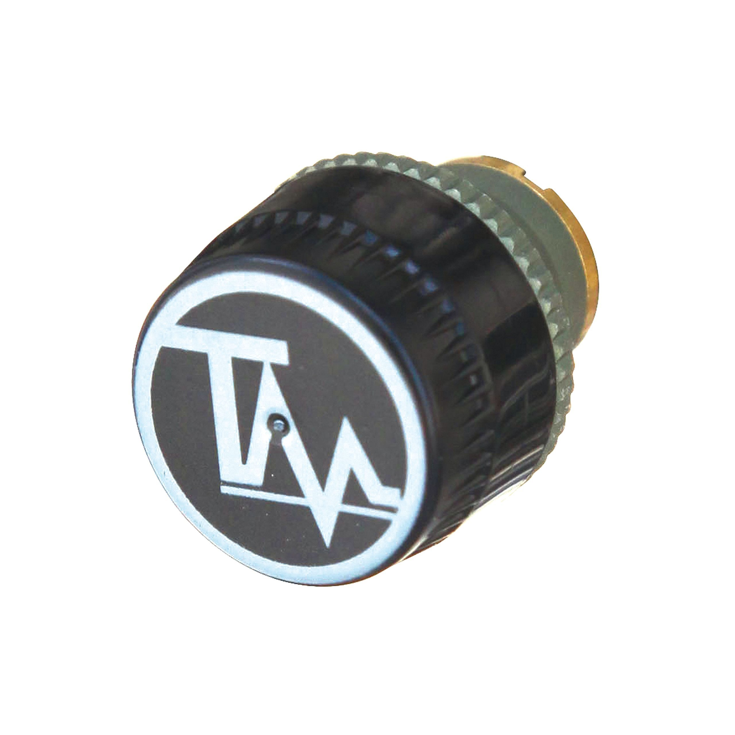 2-Pack Brass Transmitters for TireMinder TPMS (TMG400C, TM66 and A1A) by TireMinder