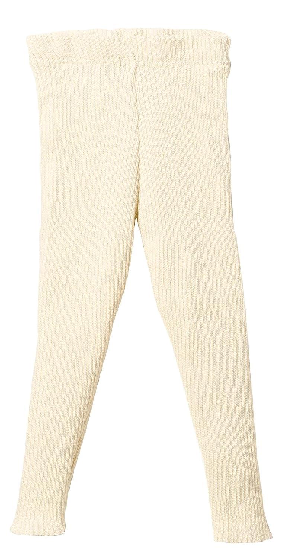 Disana-Leggings 33201XX _a maglia in lana naturale natur Fino a 3 mesi 26543-080-00500-21