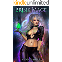 Brink Mage book cover