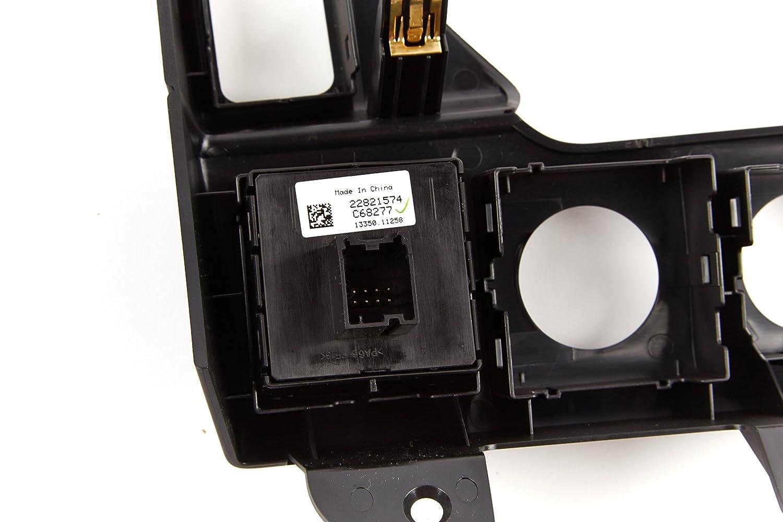 ACDelco 22821574 GM Original Equipment Black Trailer Brake Control Switch Assembly