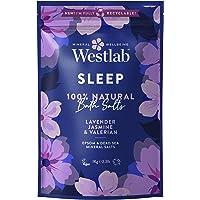 Westlab 's Sleep Epsom & Dead Sea Zout met lavendel en jasmijn, 1 kg