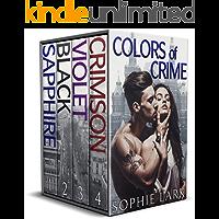 Colors of Crime (Books 1-4): A Dark Mafia Romance Boxset