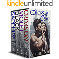 Colors of Crime (Books 1-4): A Dark Mafia Romance Boxset