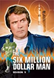 Six Million Dollar Man: Season 5 [DVD] [Import]