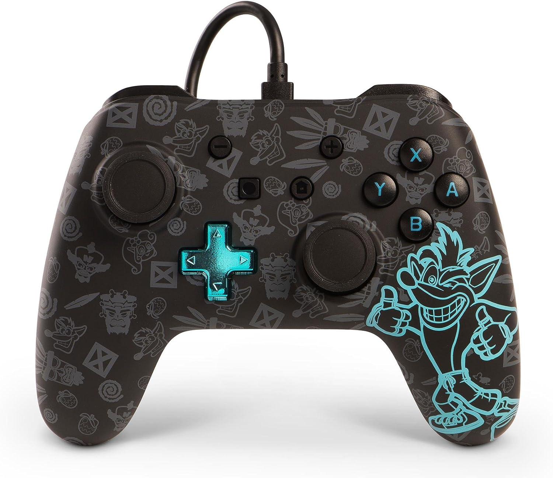 Mando con cable PowerA para Nintendo Switch: Amazon.es: Videojuegos