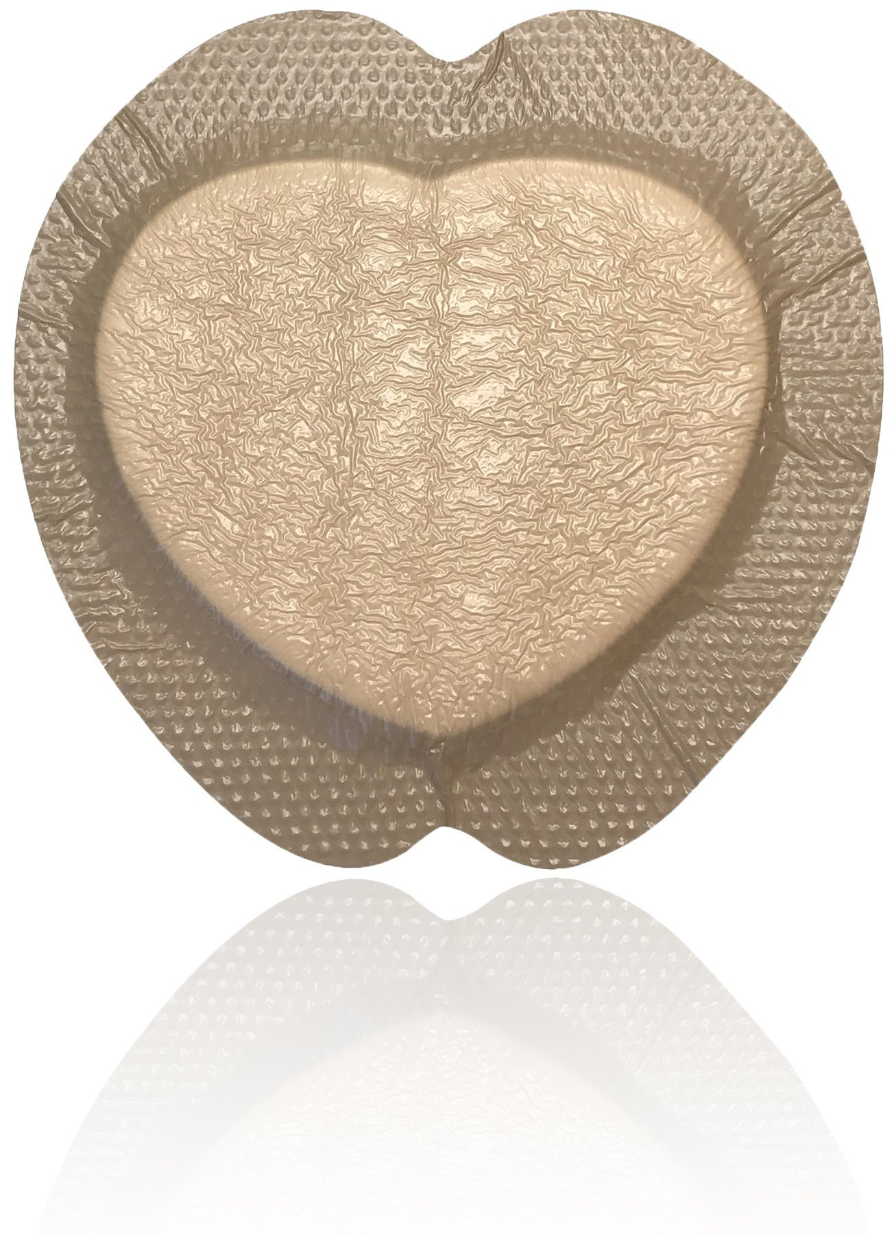 MedVance Silicone - Bordered Sillicone Foam Dressing, Sacral, 7''x7''