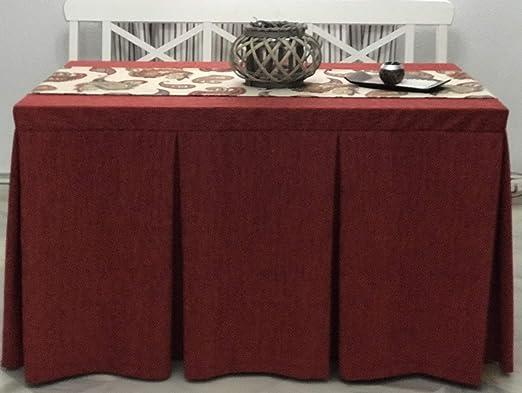 INUSUAL Falda o Ropa de Camilla Valeria en Chenilla 120x70x72 y a ...