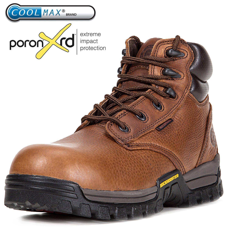 efd0bd850095 Galleon - ROCKROOSTER Men s Work Boots