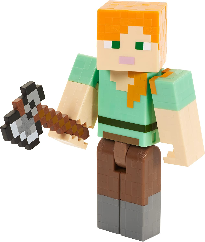 Minecraft Survival Mode 12 Inch Figure