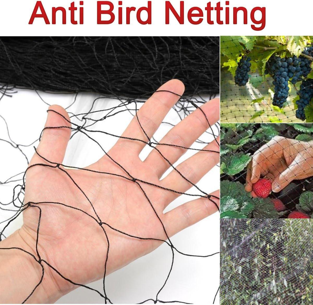 Rete da Giardino Sinbide Rete Anti-Uccelli in Rete di Protezione Rete di voliera