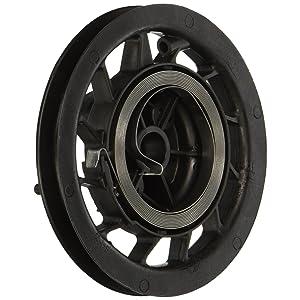 Zinc Coated Lehigh 7088W-P 1-1//2-Inch 55-Pound Fast-Eye Single Pulley