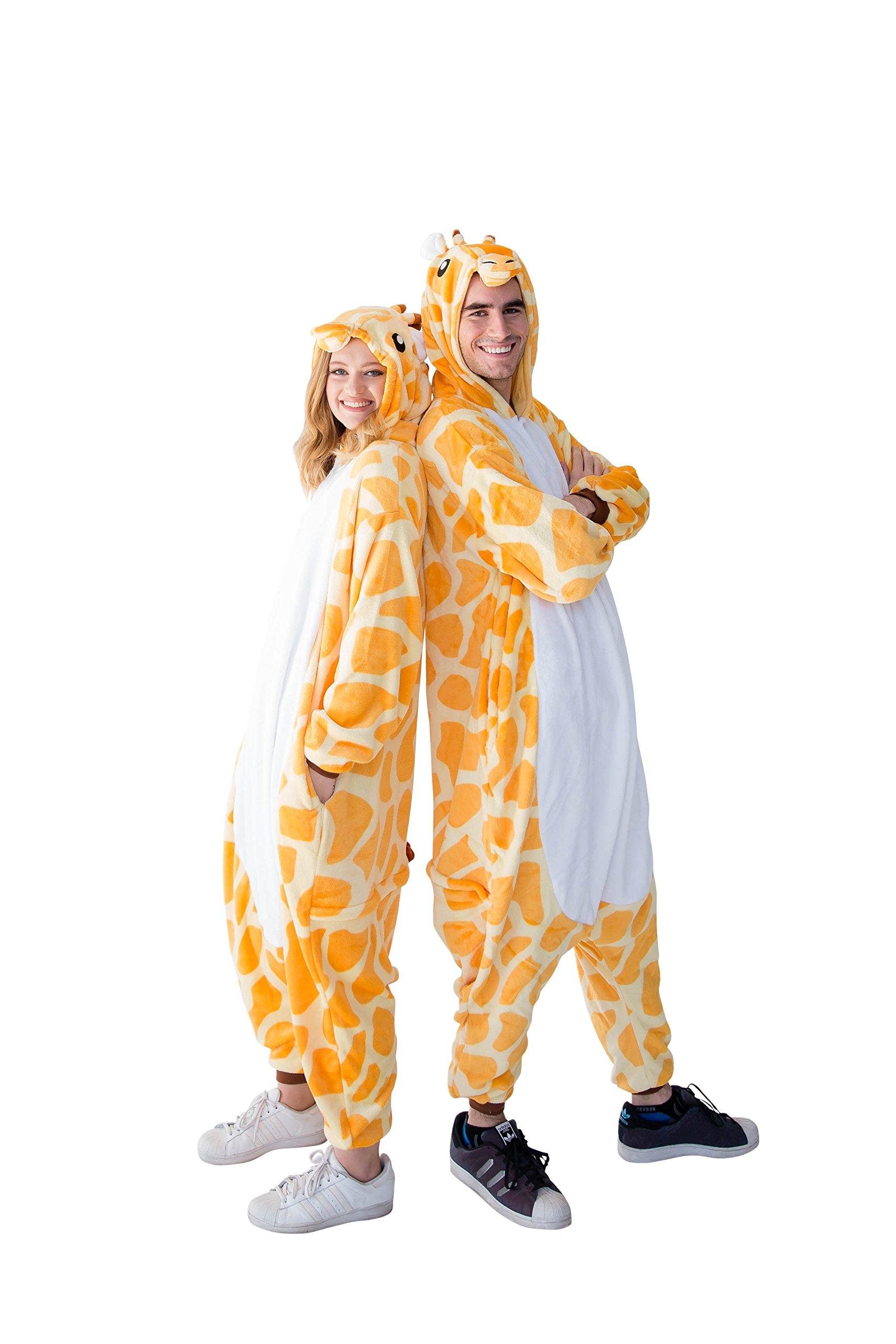 I Love Yumio Giraffe Onesie