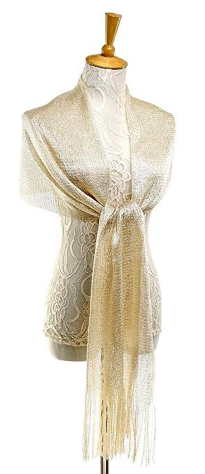 0dd4835da71 1920s Gatsby Weddings Evening Scarfs