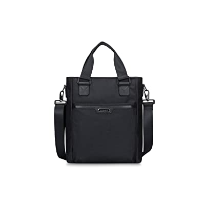 WINPARD Briefcase Handbag Messenger File Organizer Portable Water-Resistant Bag