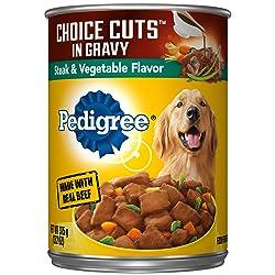 Pedigree Choice Cuts In Gravy Dog Food