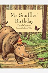 Mr Snuffles' Birthday Hardcover