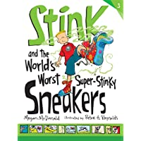 Stink and the World's Worst Super-Stinky Sneakers
