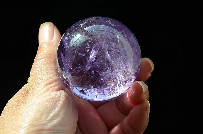 High quality !Himalayan Tibet High Altitude enhydro Quartz Crystal Healing Reiki Energy-B91