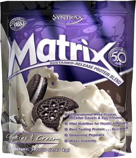 Syntrax Matrix Cookies & Cream 2290g