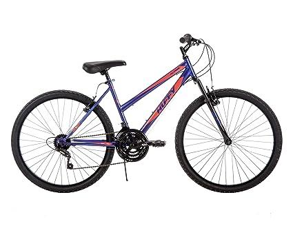 2252f026aeb Amazon.com : 26-inch Huffy Alpine Women's Mountain Bike, Purple ...