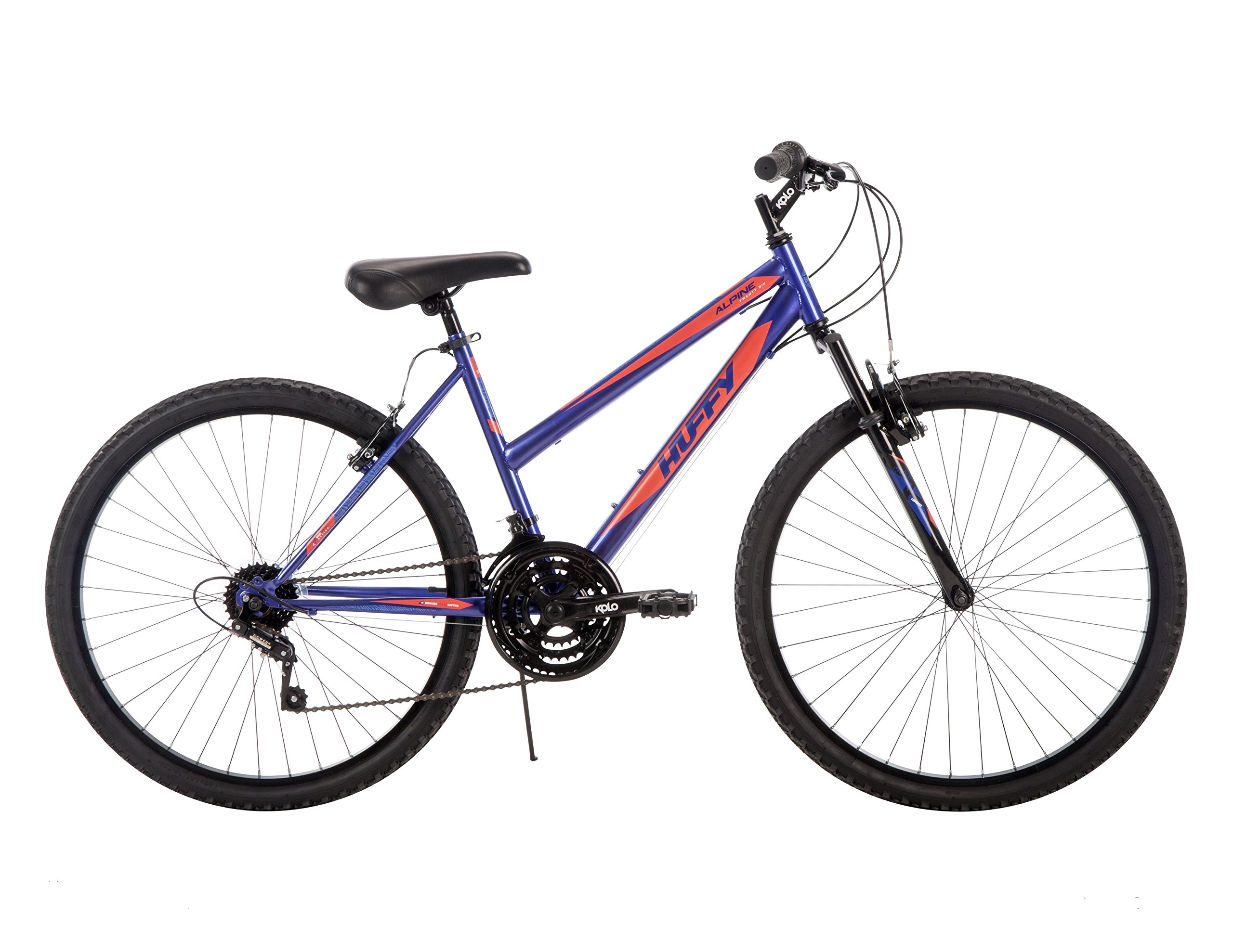 26-inch Huffy Alpine Women's Mountain Bike, Purple