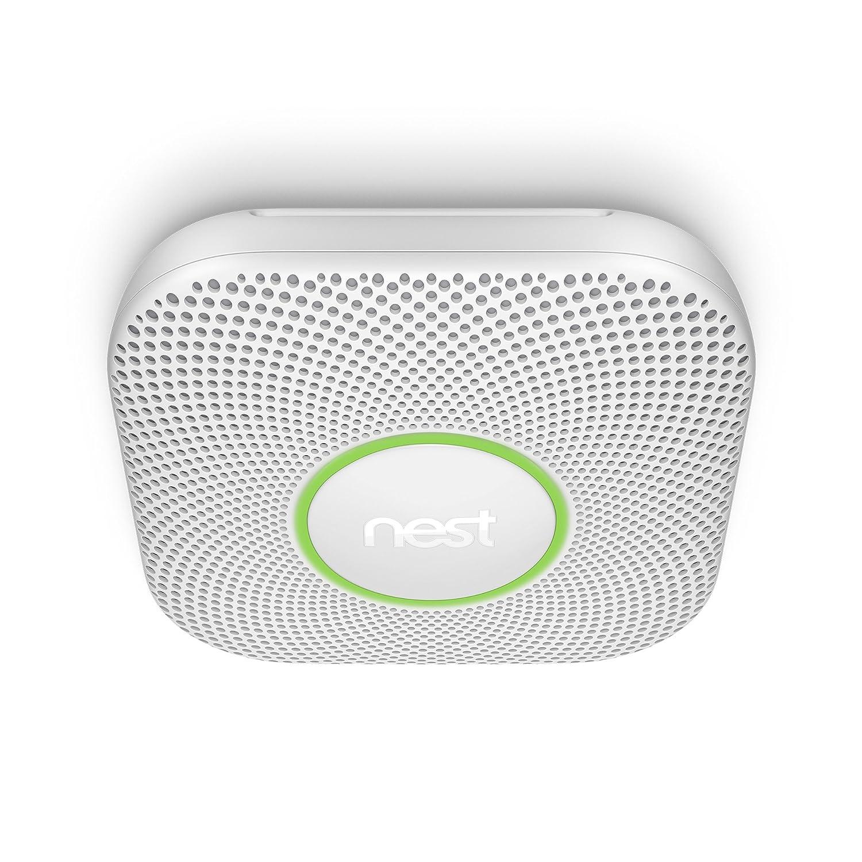 Nest Protect 2 - Detector De Humo y CO, Blanco, Versión Española: Amazon.es: Bricolaje y herramientas