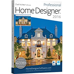 Chief Architect Home Designer Pro 2016 Part 97