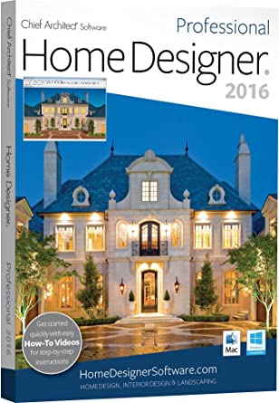 Chief Architect Home Designer Pro 2016 Part 6