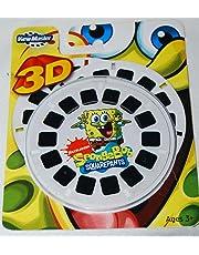 ViewMaster 3D Reels - SpongeBob Squarepants 3-pack Set [Toy]
