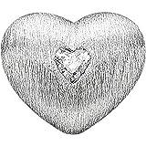Kranz & Ziegler - 4208894 - Charms Femme - Argent 925/1000 - Coeur