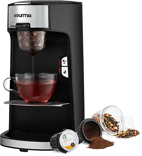 Best Coffee Makers With K Cup Option Reviews