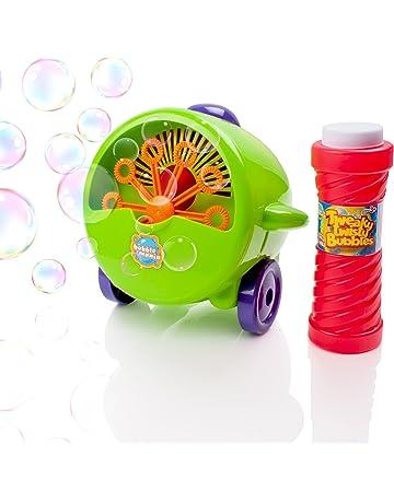 Bubble Mania Bubble Jet - Máquina automática para Hacer Burbujas