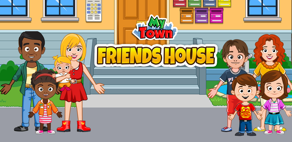 amazon com my town best friend s house appstore for android my town best friend s house