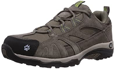 Jack Wolfskin Vojo Hike Texapore Shoes Women parrot green 40,5 2018 Trekking- & Wanderschuhe