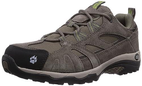 neu authentisch Dauerhafter Service Outlet zu verkaufen Jack Wolfskin VOJO HIKE TEXAPORE WOMEN, Wanderschuhe für Damen aus  wasserfestem und atmungsaktivem Material, Outdoor Schuhe mit robuster und  gut ...