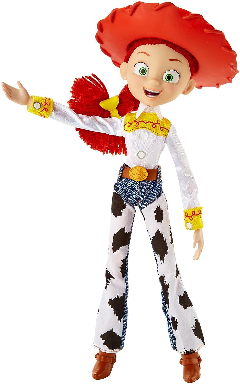 Amazon.es  Disney Toy Story R7212 Toy Story 3 - Muñeca de Jessie  Juguetes  y juegos ed1cc9c065b
