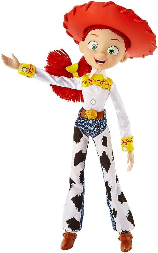 Amazon.com  Toy Story 3 Jessie Fashion Doll  Toys   Games c3a23472a0f