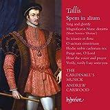 Tallis: Spem In Alium [The Cardinall's Musick, Andrew Carwood] [HYPERION :CDA68156]