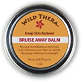 Concentrated Bruise Remedy. Healing Bruise Cream with Arnica and Turmeric. Restore natural skin tone & color. Heal Injury, Wounds & Relieve Pain. Can be used with bruise concealer.