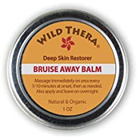 Wild Thera Concentrated Bruise Remedy. Healing Bruise Cream with Arnica and Turmeric...