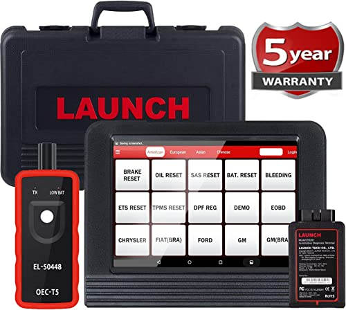 Launch X431 V bidirectional scan tool is the best tool you can choose