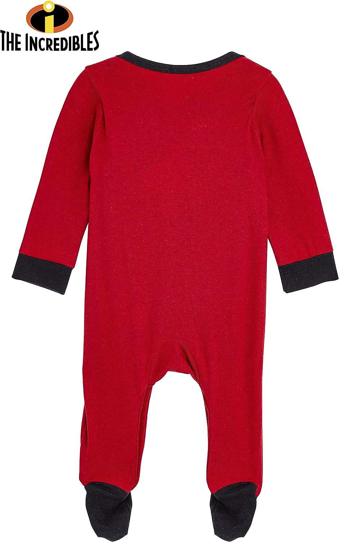 Costume Carnevale Bambino Body Neonati Supereroe Idea Regalo Baby Maschio Disney Tutine Neonato Cotone Gli Incredibili Regalo Nascita Originale Pigiama Intero Abbigliamento Bimbo