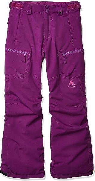 Burton Kids Girls Elite Cargo Snowboard Ski Pants
