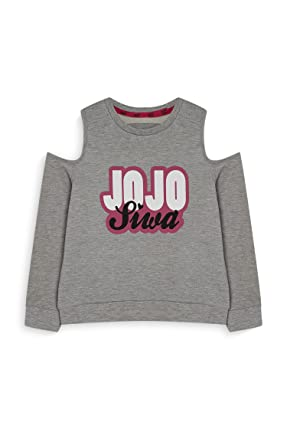 b07317aba1cc13 Primark JoJo Siwa Dance Moms Cold Shoulder Top Jumper Girl s Ages 7-14 (13