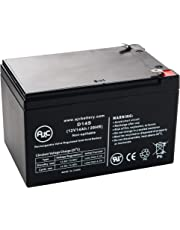 UPG UB12150 (40658) 12V 14Ah Sealed Lead Acid Battery - This is an AJC Brand Replacement