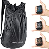 Diamond Head Equipment - Water Resistant Packable Daypack - Pali 20L Packable Backpack - Lightweight and Comfortable Design - Ideal for Hiking, Camping, Trips