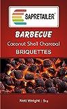 SapRetailer® Coconut Shell Charcoal Briquettes (5kg)