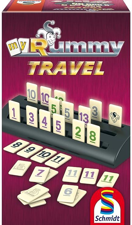 Schmidt Spiele MyRummy Travel
